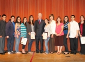 2010 LAUSD Local District 2 Honoring